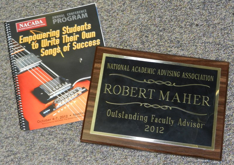 Riobert Maher Award