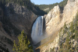 Lower Falls of the Yellowstone (308 ft.), Yellowstone National Park